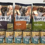 Happy Dog Hundefutter Test