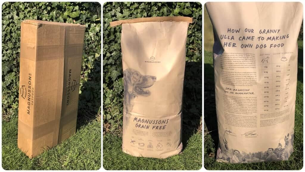 Magnussons Grain Free Hunde Trockenfutter