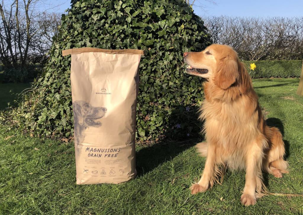 Magnussons Trockenfutter für Hunde