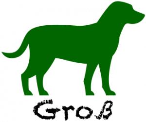 Hundefutter für große Hunde