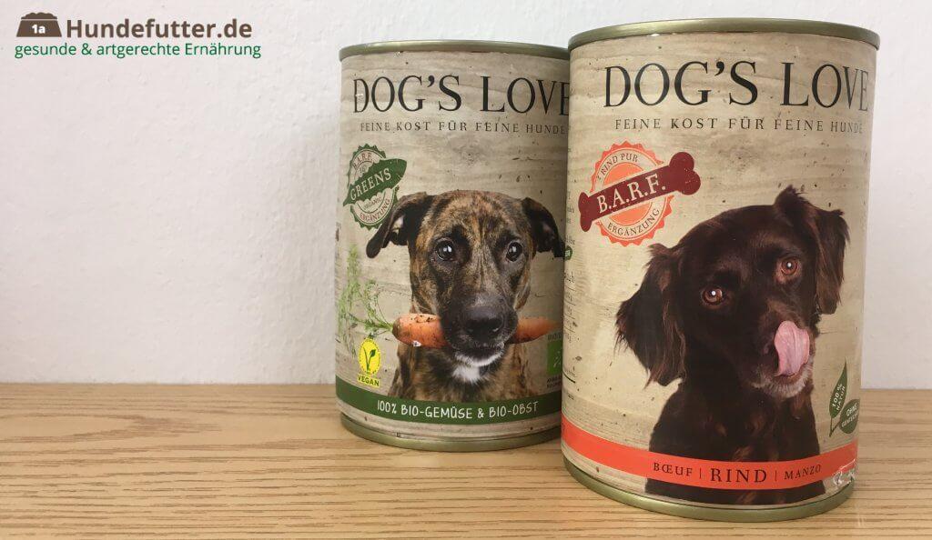 Dog's Love Barf Ergänzung