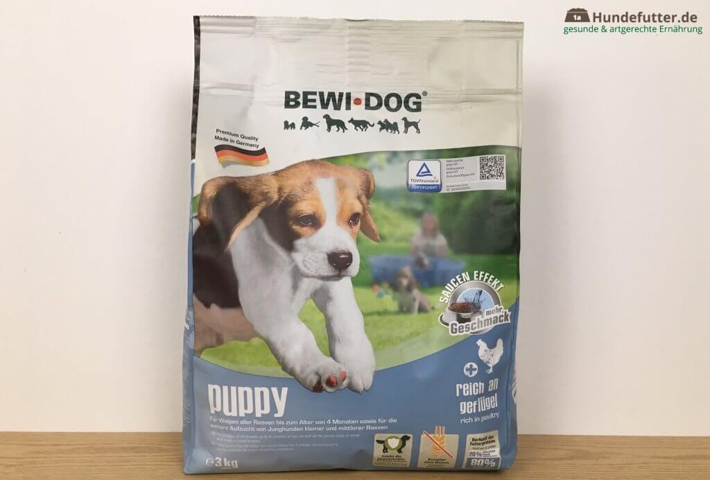 Bewi Dog Puppy Welpenfutter