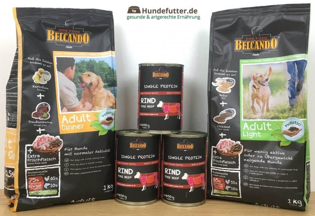 Belcando Hundefutter Test