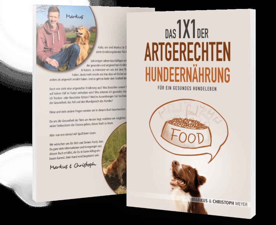 Unser Hundeernährungsbuch