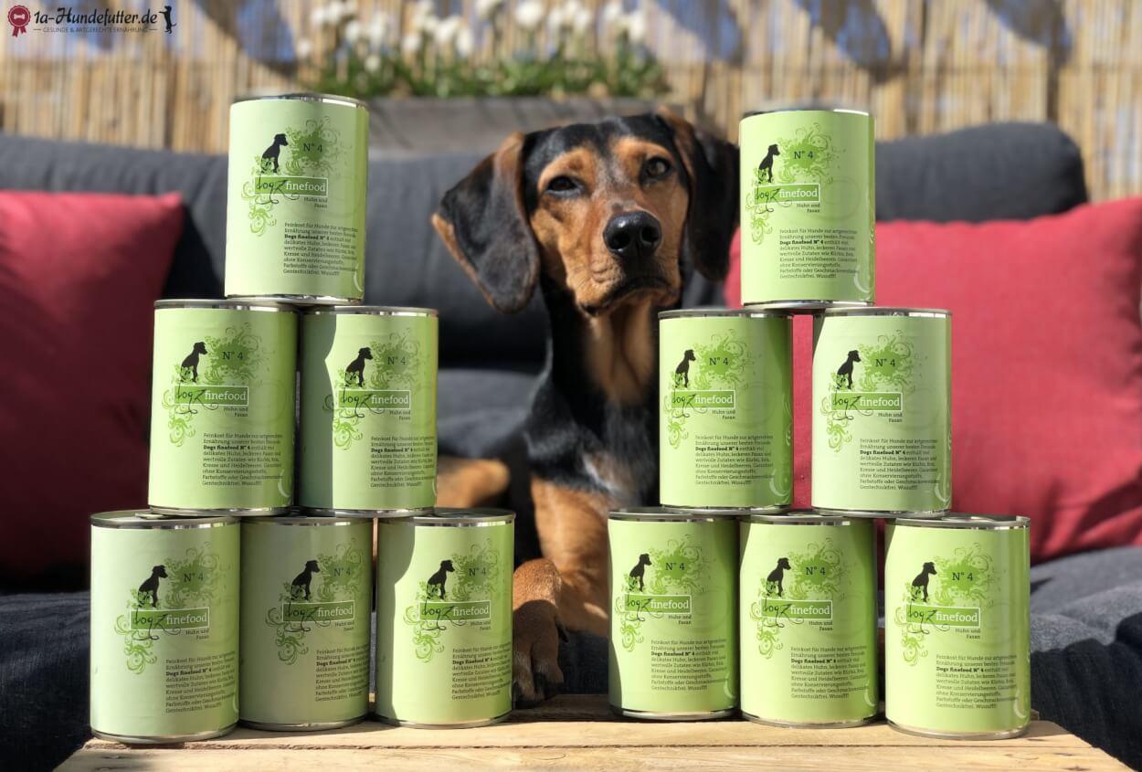 dogz finefood Hundefutter